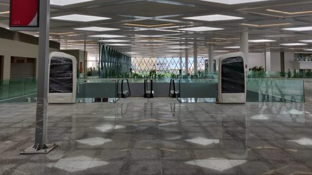 LGV-Fin des travaux à la gare routière de Tanger-5