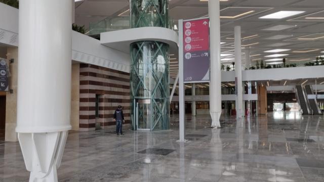 LGV-Fin des travaux à la gare routière de Tanger-7