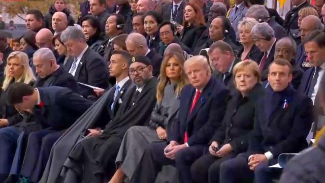 Mohammed VI à l'Elysée-6