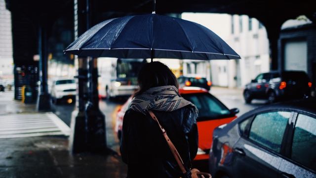 Météo pluie froid