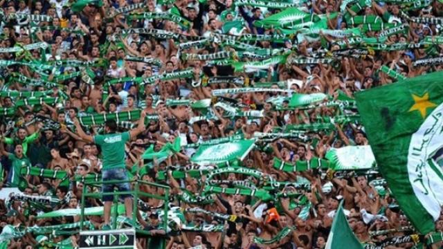 supporters du Raja