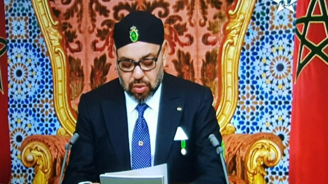 roi Mohammed VI-Marche Verte-2