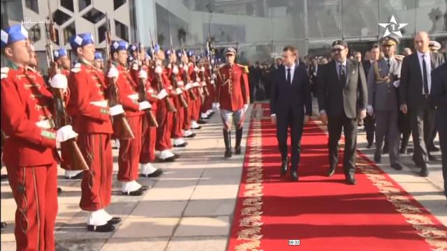 Cover_Vidéo:Inauguration de la LGV. Arrivée du roi Mohammed à Rabat