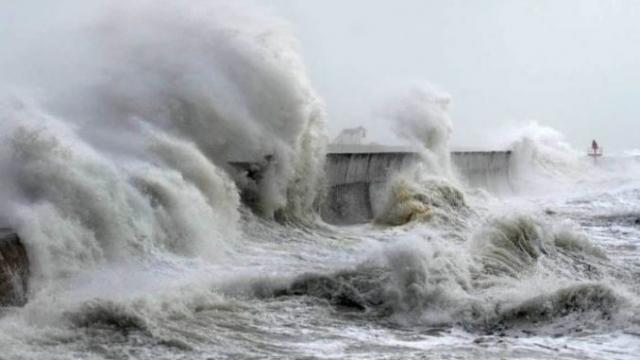 Tempête tsunami