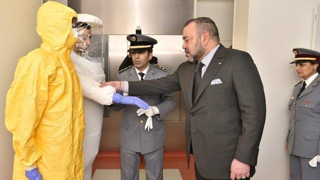 Hôpital militaire Rabat