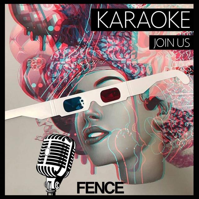 Karaoké au Fence