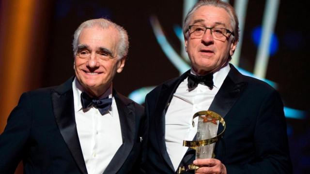 De Niro et Scorsese au FIFM 2018