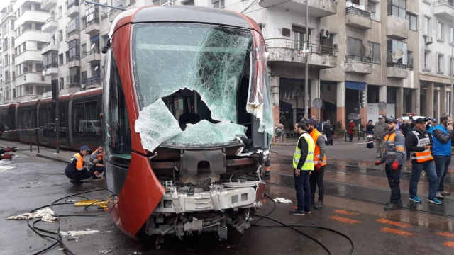Accident Tram Casablanca1