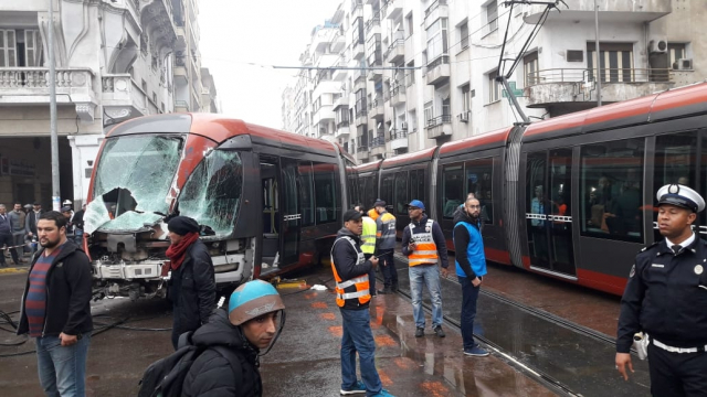 Accident Tram Casablanca3