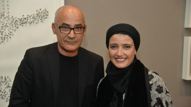 Mohamed El baz et Safaa Erruas
