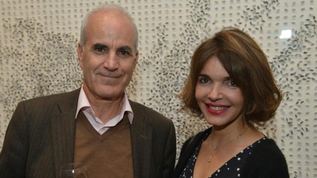 Ali Ababou et Yasmine Chami
