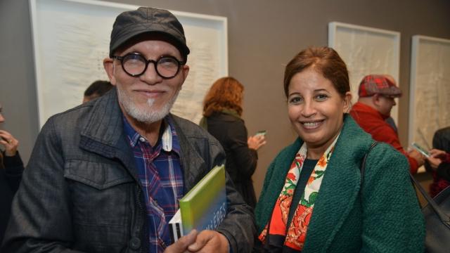 Abdelkébir Rabi et Maître Aicha Naciri