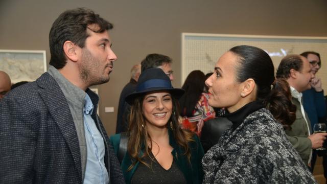 Siham Chraibi, Youssef Chraibi et Salima Benhima