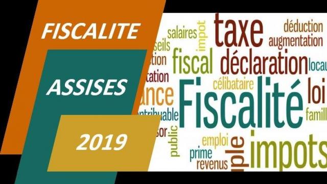 Assises de la fiscalité