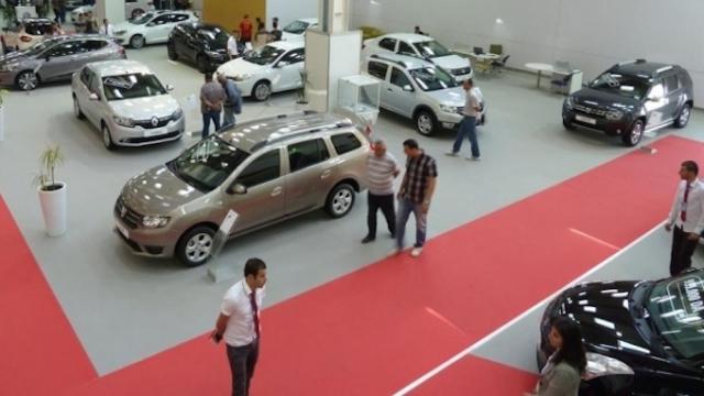 automobile vente