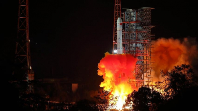 Chang'e-4 China