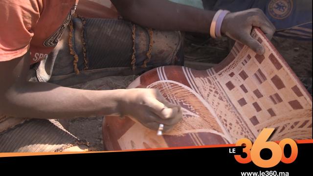 Vidéo. Mali: la poterie, ce quasi-monopole des femmes entrepreneurs