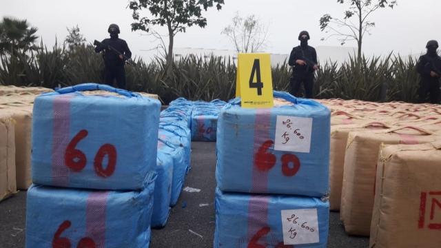 El Jadida saisie de 10 tonnes de résine de cannabis9