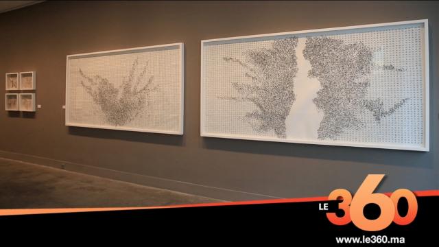 Cover Vidéo - Exposition: Safaa Erruas à l'Atelier 21
