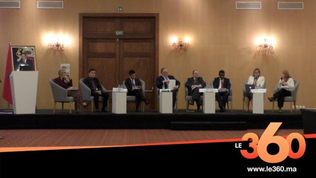 Cover Vidéo -  Marrakech: L'IRES et l'OMI plaident pour une  stratégie africaine de la migration