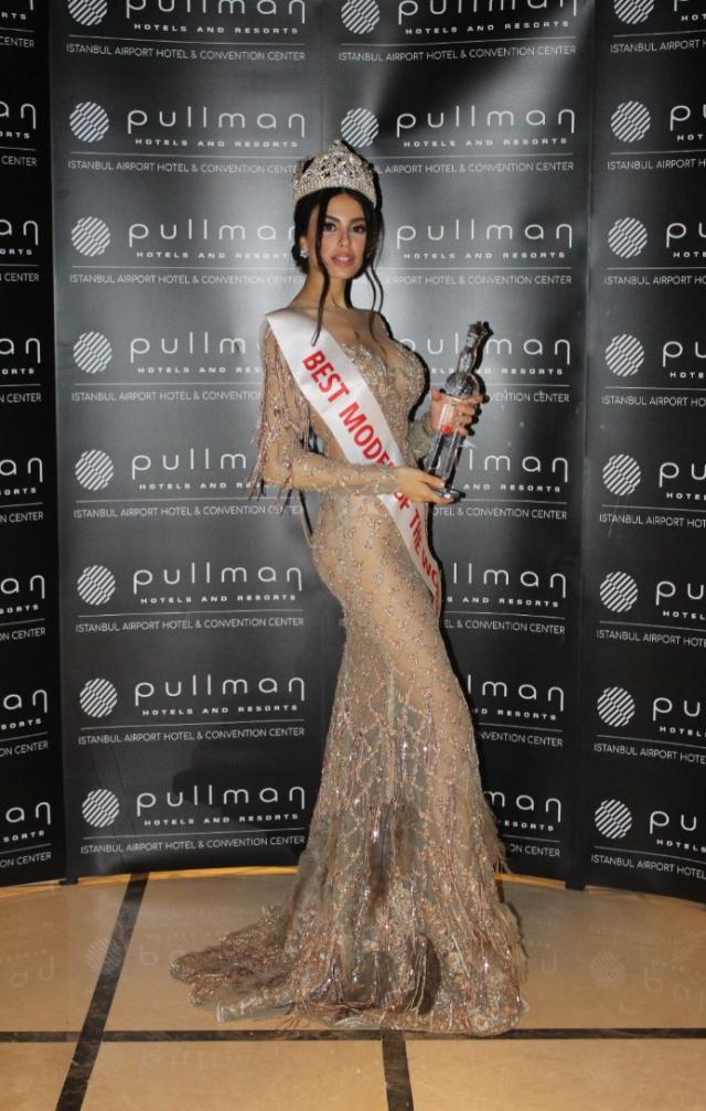 Iman Casablanca Best Model