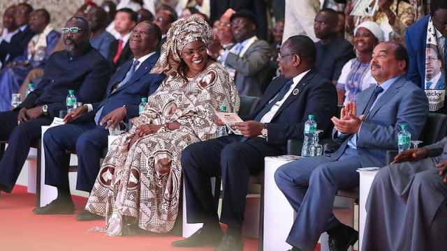 Investiture du candidat Macky Sall