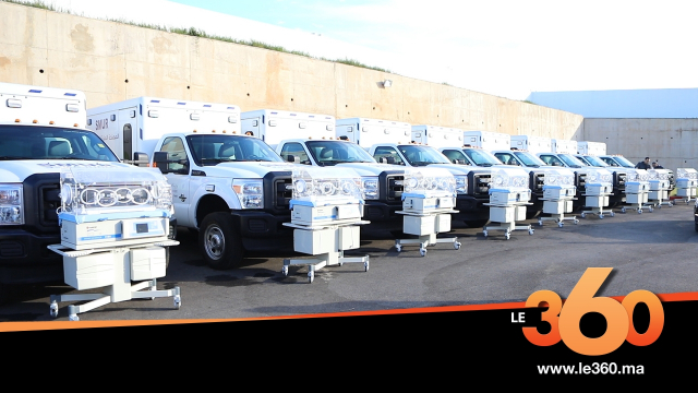Cover Vidéo -  تعرفوا على البرنامج الاصلاحي للمستعجلات الطبية في المغرب