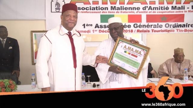L'Association d'amitié Mali-Maroc fait le point sur ses activités