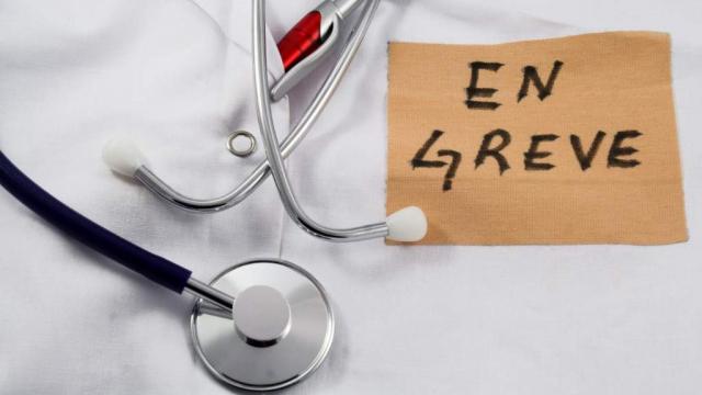 Médecins en grève