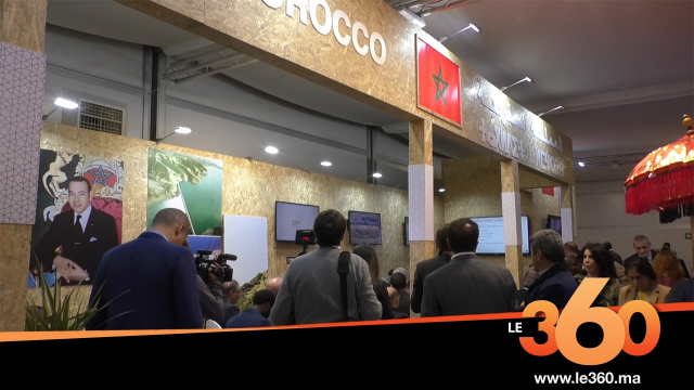Cover_Vidéo: Le360.ma • ببولونيا COP24  تعرفوا برواق المغرب ب