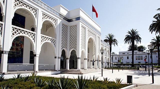 Le Musée Mohammed Vi d'art moderne et contemporain