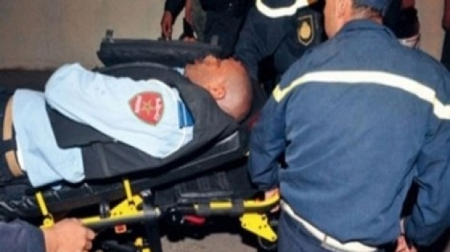 Policier mordu par un Subsaharien