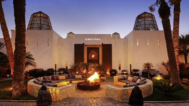 Sofitel Agadir bay