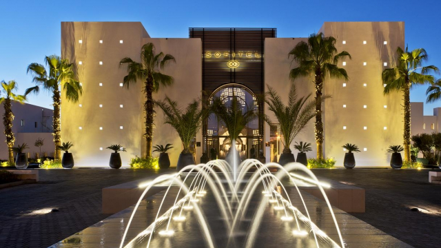 Sofitel Agadir Thalassa Sea & Spa