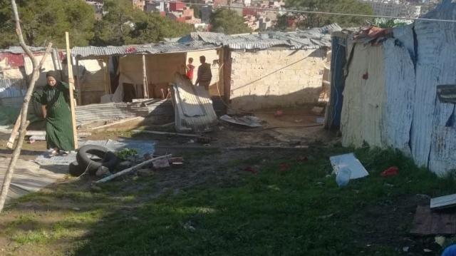 Tanger habitat anarchique7