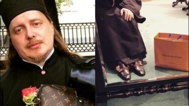 prêtre russe