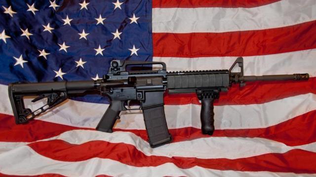 lobby des armes USA