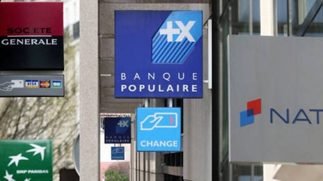 Banques françaises