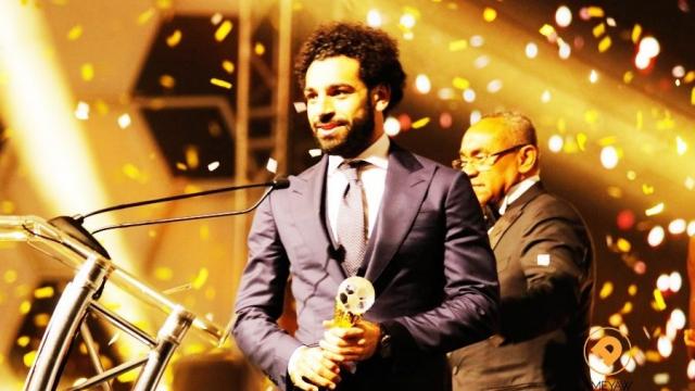 Salah CAF Awards