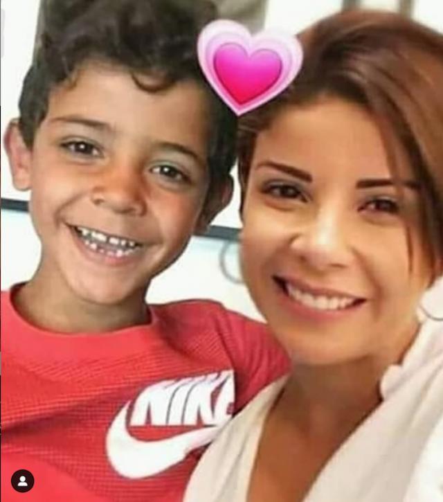 Jilali et Leila Hadioui