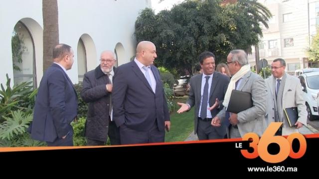 cover: CGEM: l'arrivée des membres du conseil d'administration