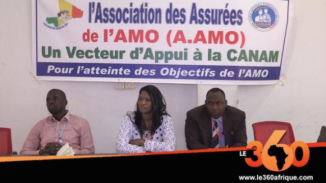 Mali: l'Assurance maladie obligatoire expliquée aux assurés