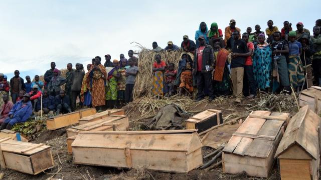 RDC. Plusieurs centaines de personnes massacrées dans le silence à Yumbi
