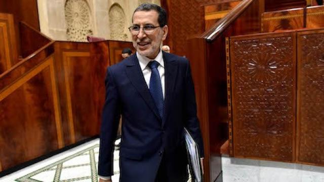 El Othmani Parlement
