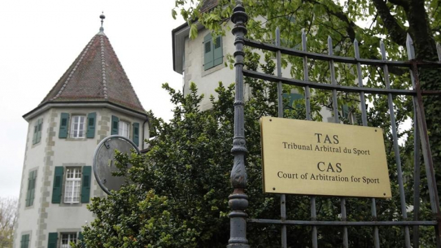 Tribunal Arbitral su Sport TAS