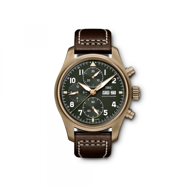 Pilots watch chronograph Spitfire