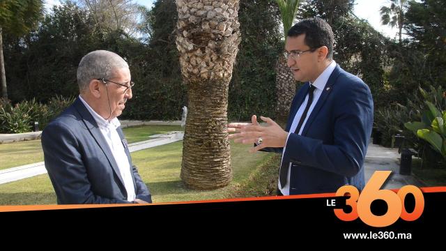 cover vidéo: Le360.ma •Mjid El Guerrab clarifie sa position à l'égard du Sahara marocain