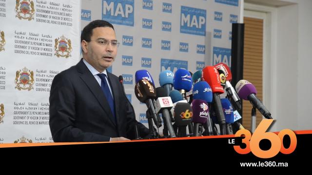 cover vidéo: Le360.ma •الحكومة تطمئن التجار وتقررتفعيل الخدمة العسكرية بداية اكتوبر