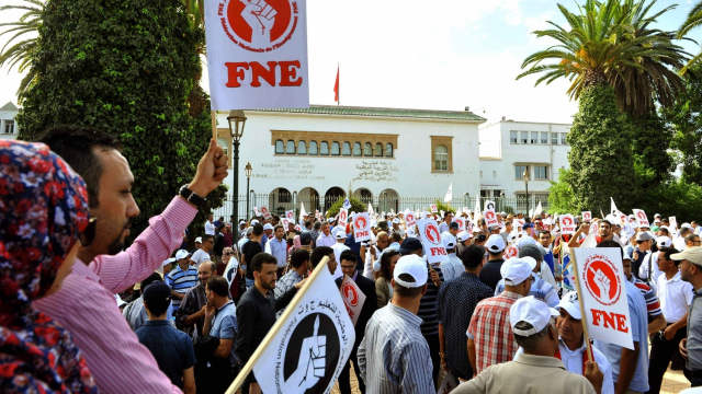 Grève des enseignants