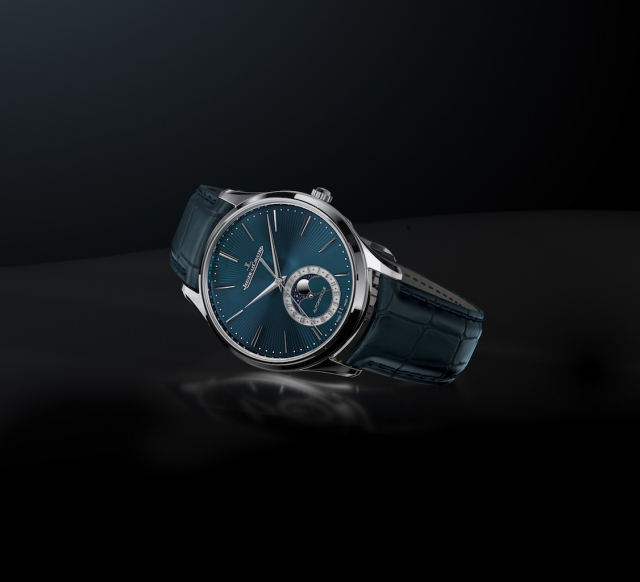 Master Ultra Thin Moonlifestyle, Jaeger Le-Coultre